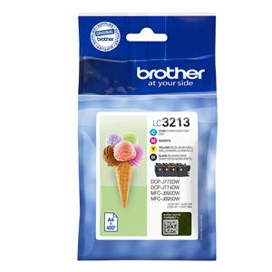 Brother DCPJ772DW-MFCJ890 Bk-C-M-Y