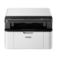 Brother DCP-1610W (A4) Mono Multifunction Laser Printer with Wireless (Print/Copy/Scan) 32MB 20ppm